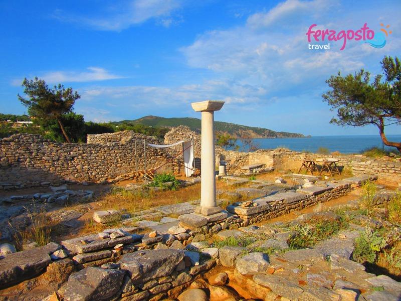 aliki tasos grcka leto
