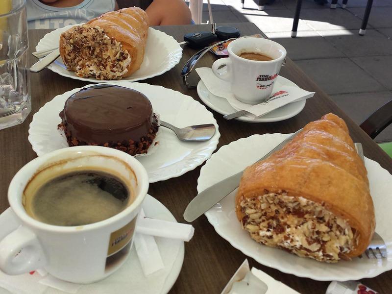 cafe choco late grcka tasos