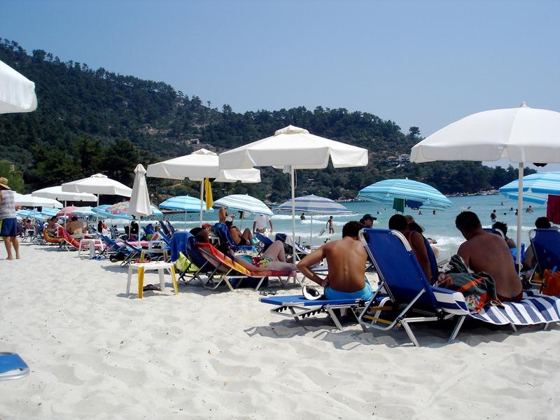 golden beach plaza tasos grcka letovanje