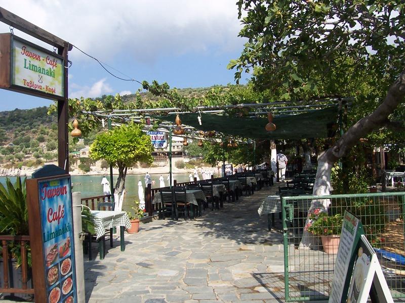 limanaki taverna tasos aliki