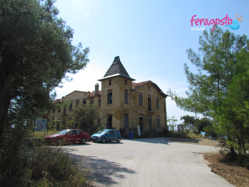 limenarija tasos grcka crkva