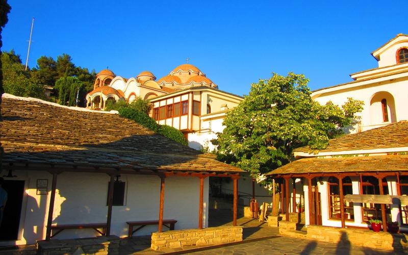 manastir arhangela mihajla tasos