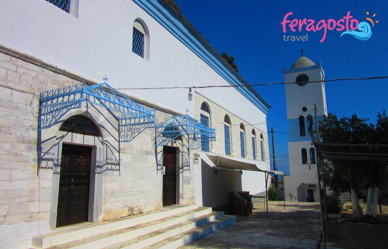 manastir panagia tasos grcka