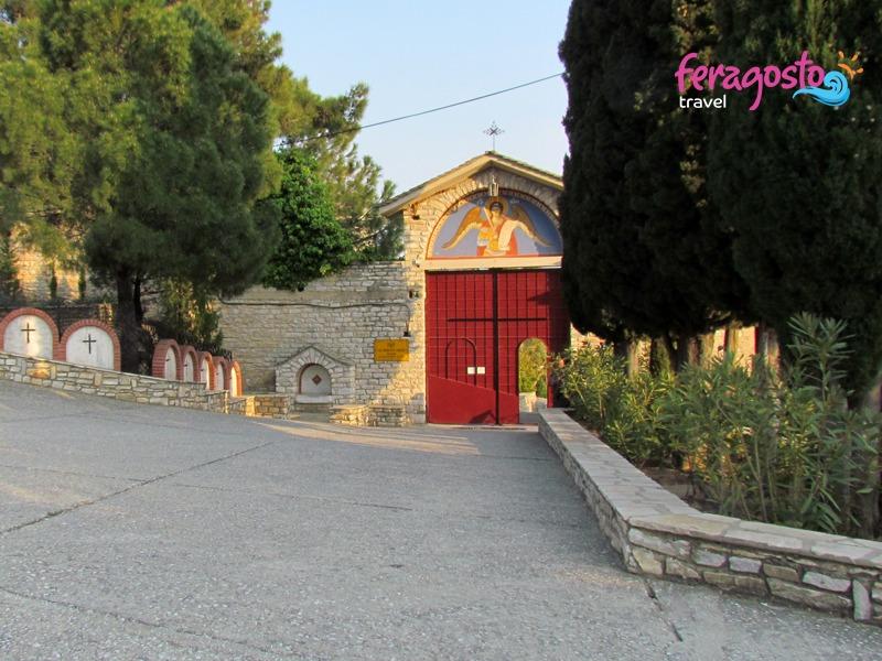 manastir svetog argangela mihajla