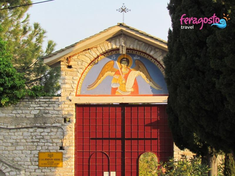 manastir svetog arh mihajla