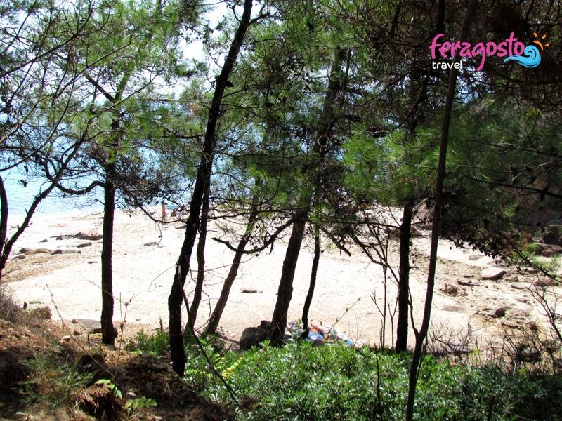 metalia beach tasos