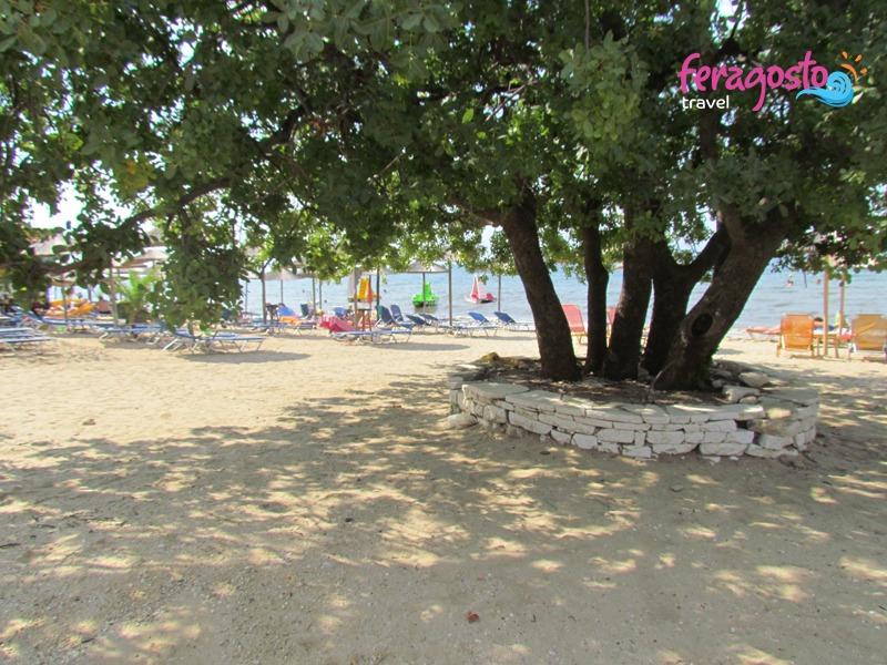 pacis plaza plaze na tasosu