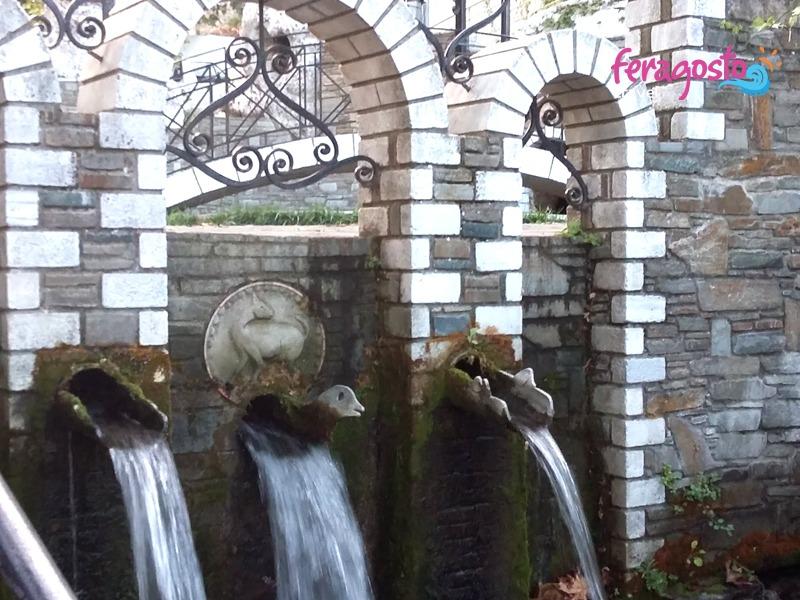 panagia selo tasos fontana