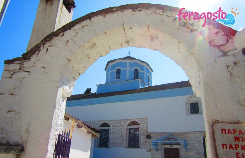 panagia tasos manastir grcka