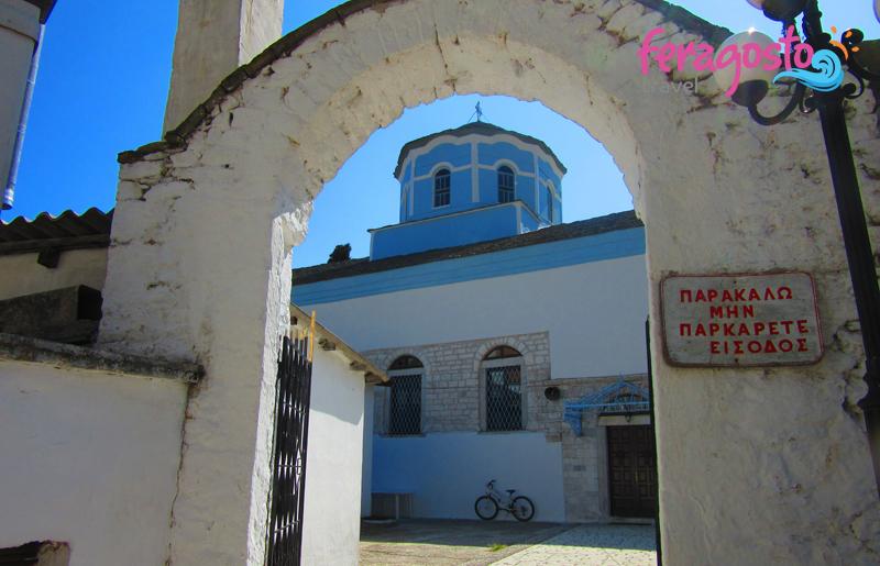 panagia tasos manastir