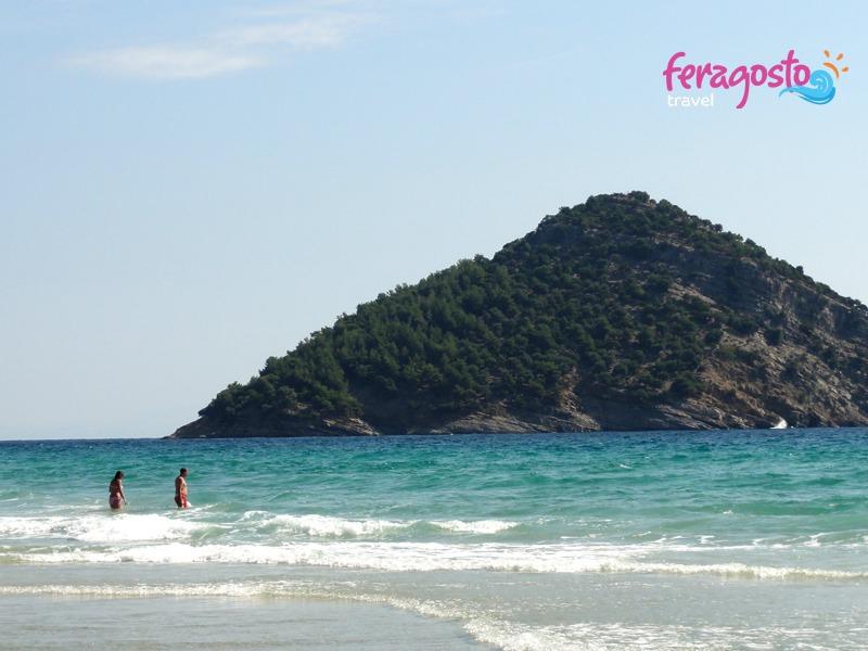 paradise beach plaze na tasosu