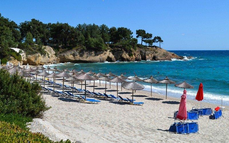 pefkari plaza plaze na tasosu