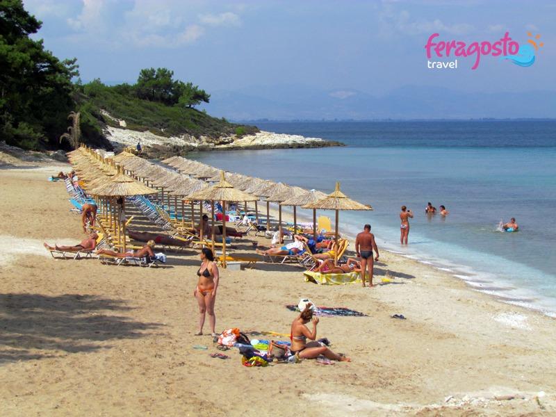 plaza glikadi plaze na tasosu