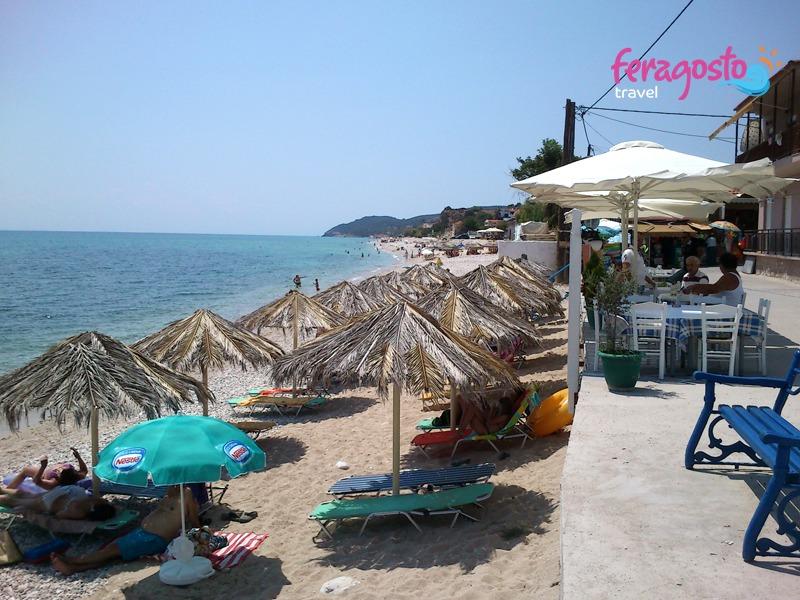 plaze na tasosu limenarija plaza grcka letovanje