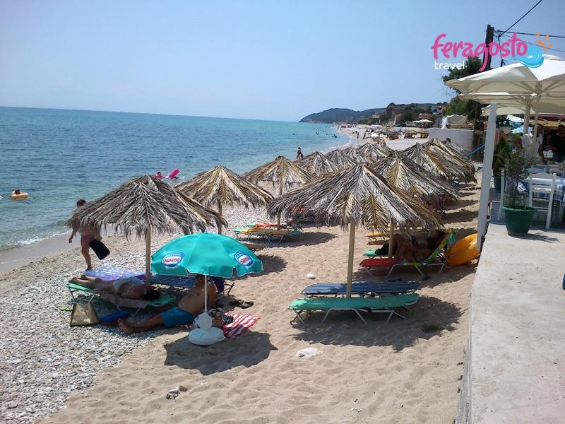 plaze na tasosu limenarija plaza grcka