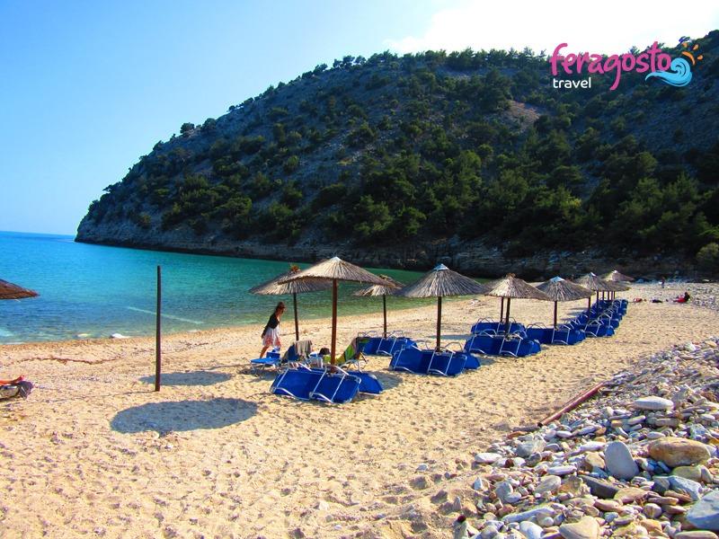 plaze na tasosu livadi plaza grcka