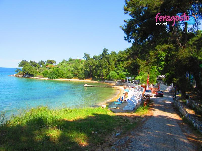 plaze na tasosu papalimani plaza grcka letovanje