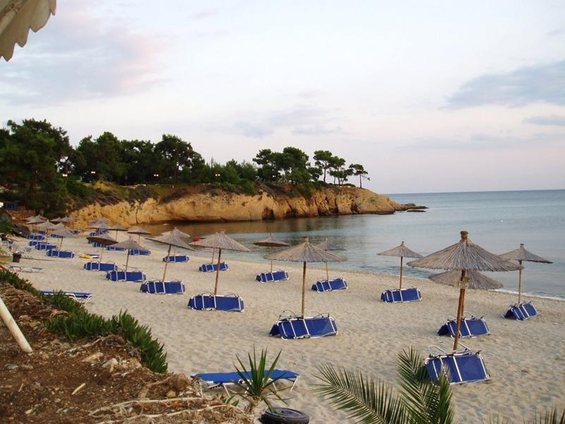 plaze na tasosu pefkari plaza