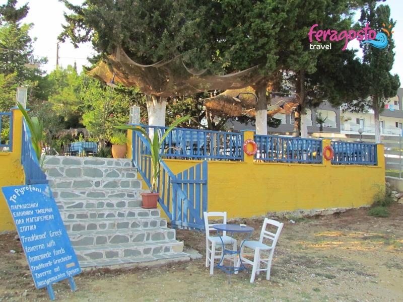 plaze na tasosu tripiti plaza taverna