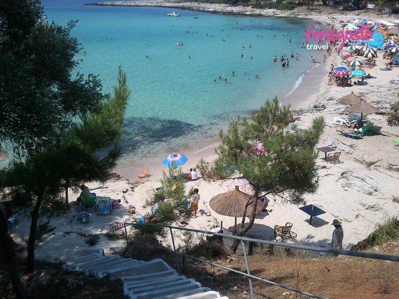 plaze tasos psili amos plaza letovanje grcka