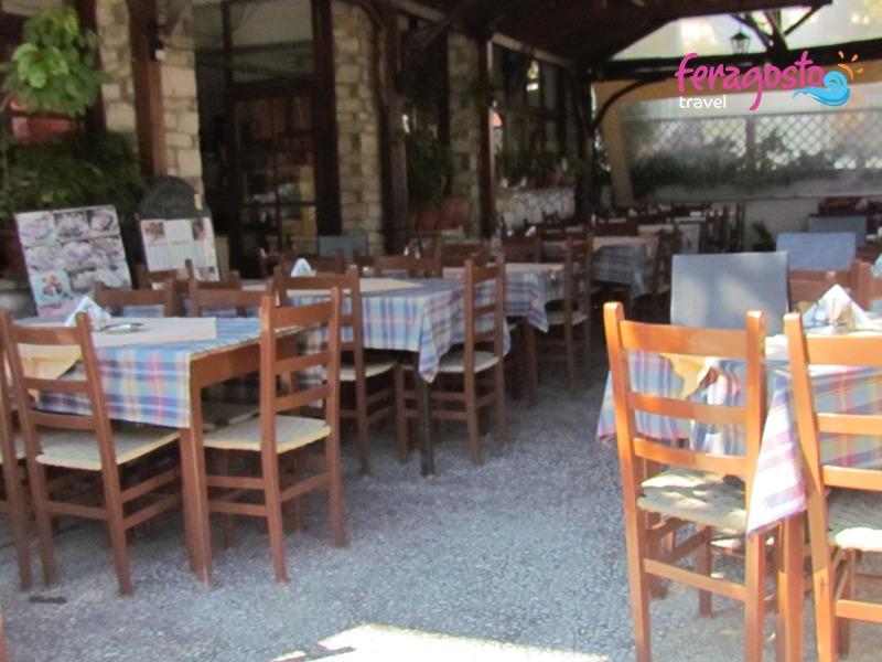 restoran aquarius tasos grcka