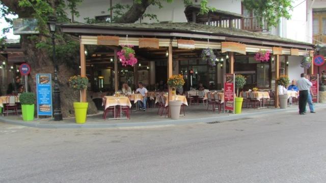 restoran drosia tasos panagia