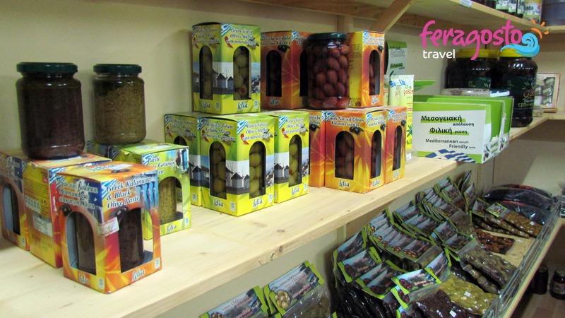 rubenova farma maslina tasos prodavnica