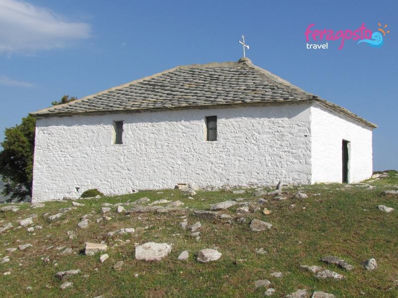selo kastro crkva
