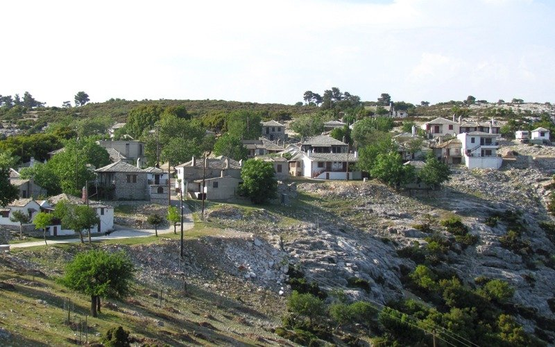 selo kastro grcka tasos