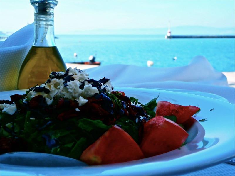 simi restoran tasos salata
