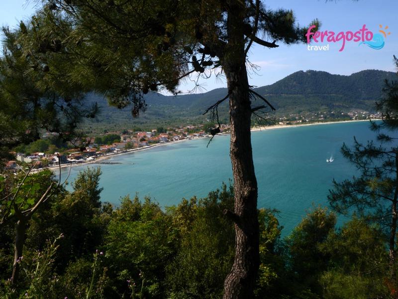 skala potamia plaze na tasosu grcka