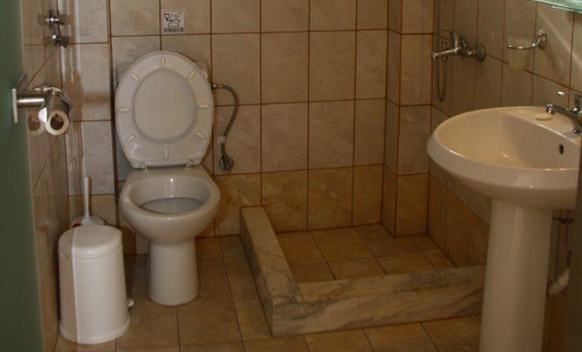 smestaj na tasosu vila el greco apartmani kupatilo