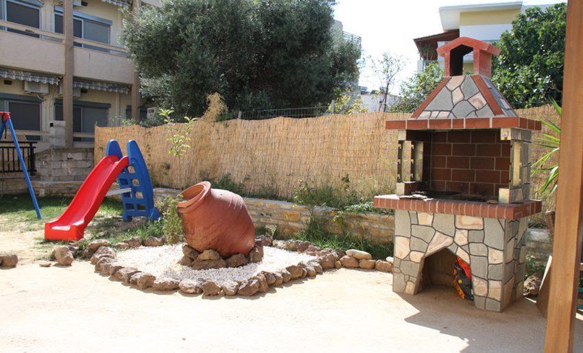 smestaj na tasosu vila el greco rostilj