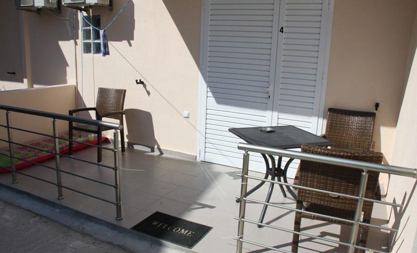 smestaj na tasosu vila el greco terasa