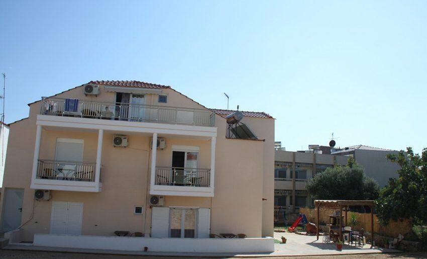 smestaj na tasosu vila el greco
