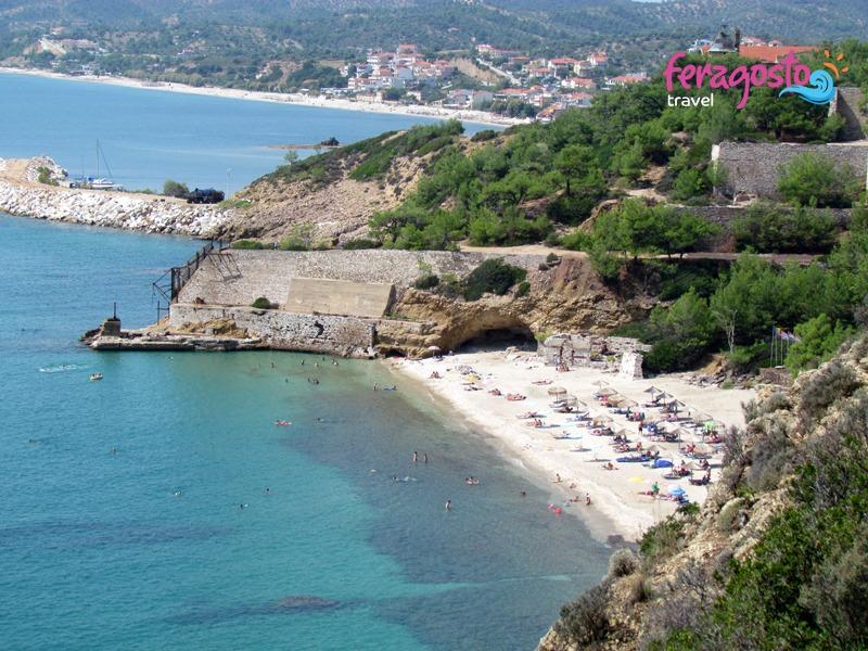 tasos metalia beach