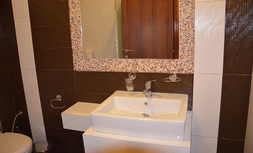 B Home Vila Tasos kupatilo