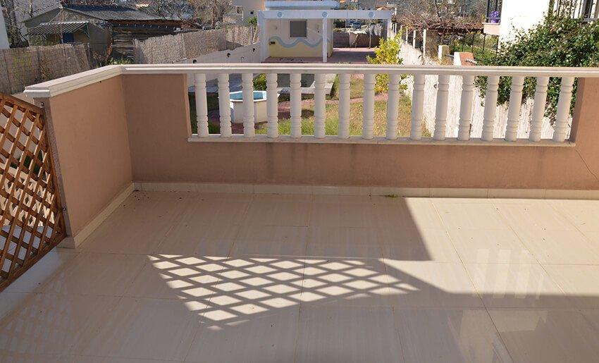 B Home Vila Tasos limenarija terasa