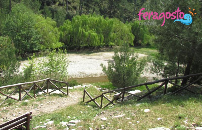 maries tasos jezero grcka
