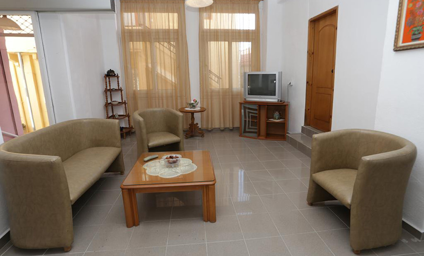 Papageorgiou Hotel Tasos lobi