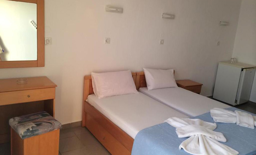 Papageorgiou Hotel Tasos soba