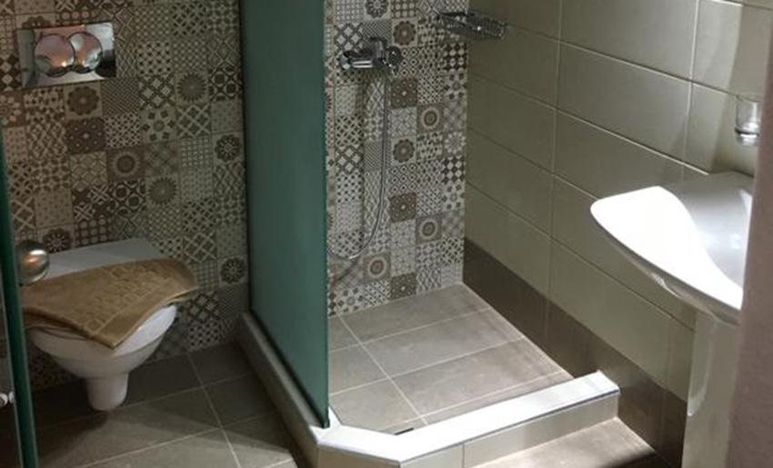 Vila mary skala sotiros kupatilo