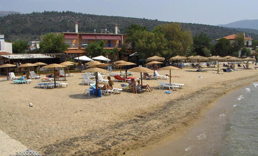 Vila mary skala sotiros plaza