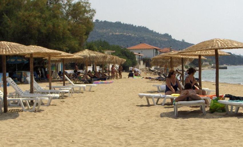 Vila mary skala sotiros tasos plaza