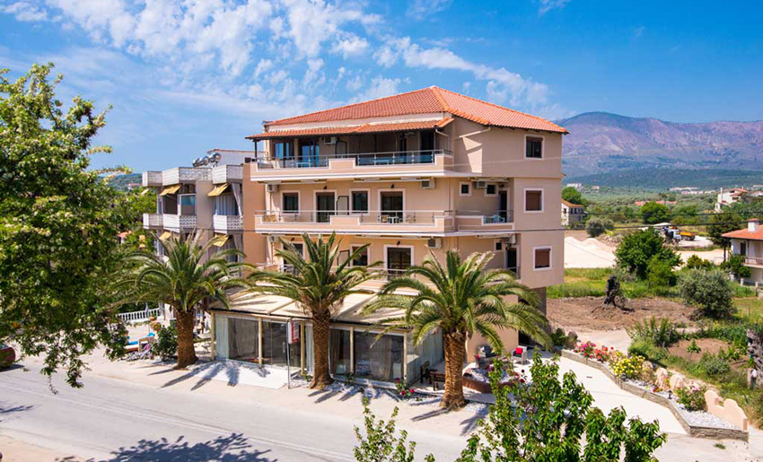 vila oasis studios limenarija tasos grcka